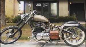 Honda CB Softail bobber for Sale in Las Vegas, NV
