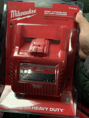 New Milwaukee M28 charger for Sale in Chicago, IL