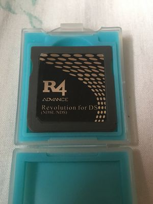 Used, Nintendo R4 DS Only (Read Description) for Sale for sale  New York, NY