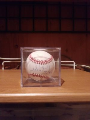 Autographed Baseballs for Sale in Bothell, WA