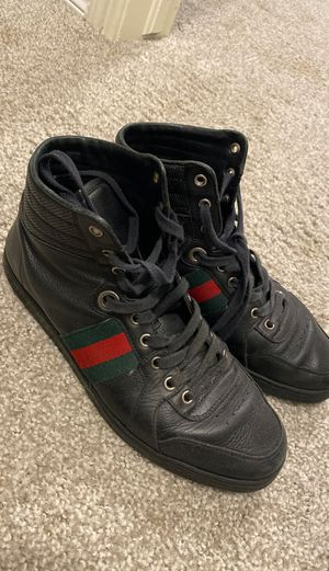 Men's Gucci shoes size 7.5 U.S size 8.5 for Sale in Oklahoma City, OK