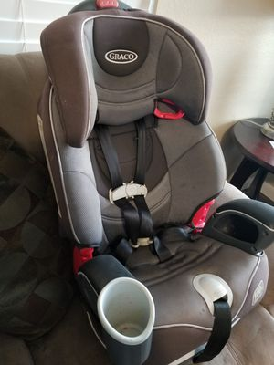 Graco car seat/ booster seat for Sale in Houston, TX