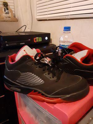 Jordan 5 low alternates for Sale in Stockton, CA