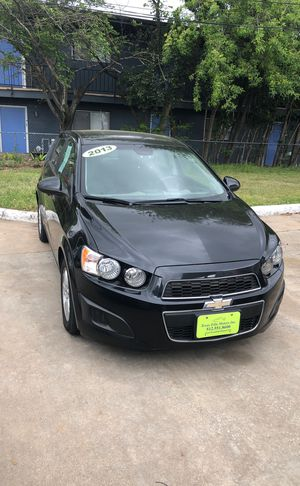 (Buy Here & Pay Here) 2013 Chevy Sonic for Sale in Austin, TX