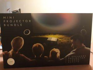 Projector bundle kit for Sale in Palm Bay, FL