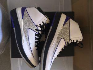 Nike Air Jordan Retro 2 Concord Size 13 Used for Sale in Gilbert, AZ