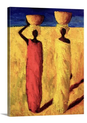 Wall Art: Calabash Girls, 1991 for Sale in Baltimore, MD