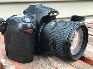 Nikon d90 w/ lens for Sale in Saint Michael, MN