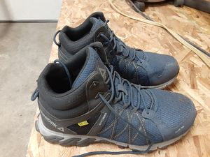 Reebok alloy toe work or hiking boots for Sale in Oshkosh, WI