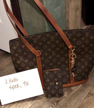 Louis Vuitton Babylone Tote + Wallet for Sale in Tyler, TX