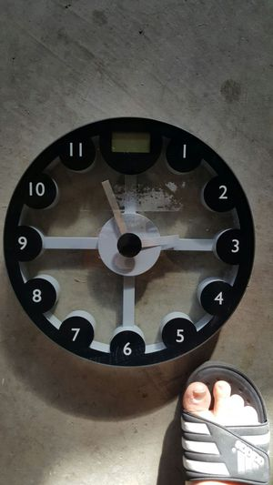 Bathroom scale clock for Sale in Oakley, CA