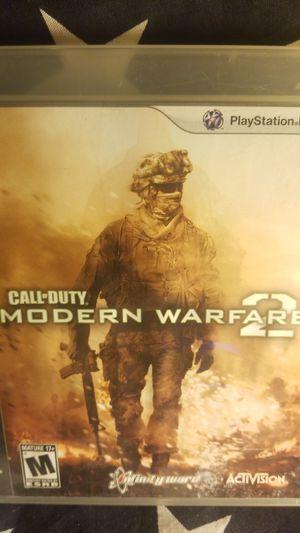 Call Of Duty: Modern Warfare 2 (PS3) for Sale in Houston, TX