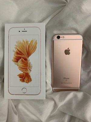 iphone 6s - RoseGold 16GB MetroPCS for Sale in Kent, WA