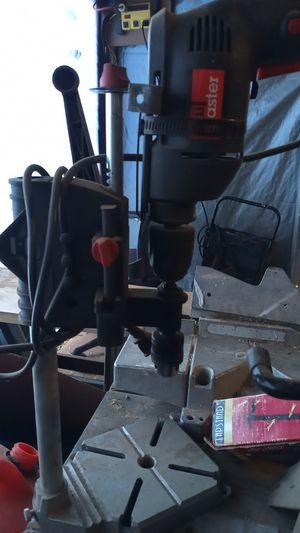 Homemade drill press for Sale in Vancouver, WA
