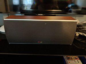 Polk Audio Center Speaker CS1 for Sale in Fieldsboro, NJ