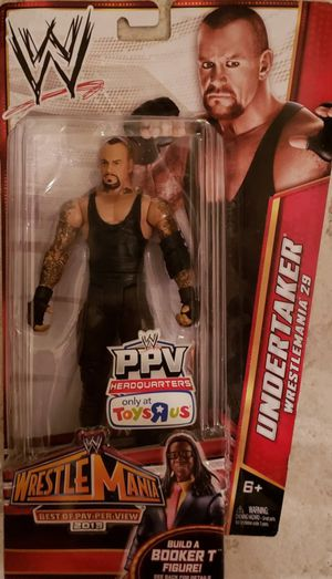 New WWE The Undertaker Toys R Us Exclusive Action Figure. for Sale in Apopka, FL