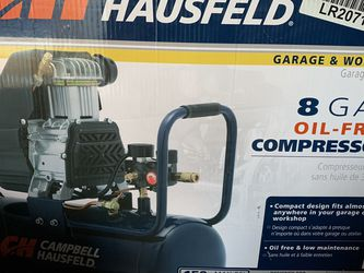 NEW Campbell Hausfeld 8 Gallon Air Compressor for Sale in Severna Park,  MD