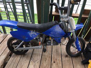 Razor dirt bike for Sale in Mitchell, IL