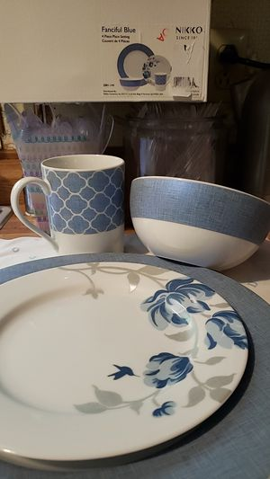 NIKKO 4 PIECE PLACE SETTING for Sale in Ravenswood, WV