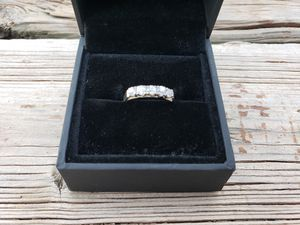 Sterling silver 925 CZ ring size 6 for Sale in Scottsdale, AZ