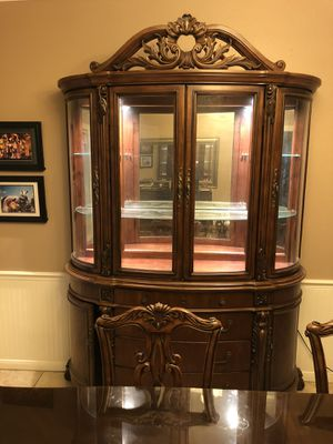 China/Dish cabinet for Sale in Deer Park, TX