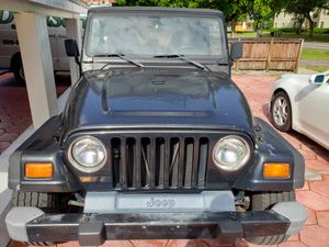 ***--->>>1998 JEEP WRANGLER FOR SALE!<<<---*** for Sale in Pembroke Pines, FL