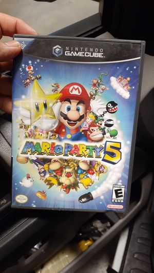 Mario party 5 for Sale in Lynwood, CA