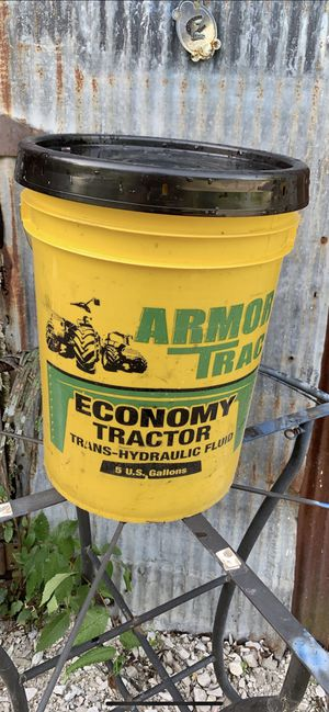 New bucket of hydraulic fluid for Sale in Beechgrove, TN