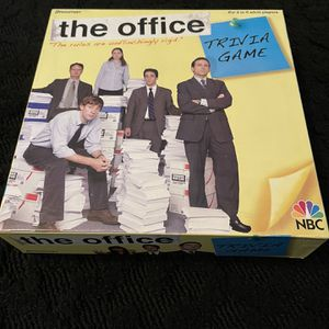 Board Game - The Office for Sale in Colton, CA