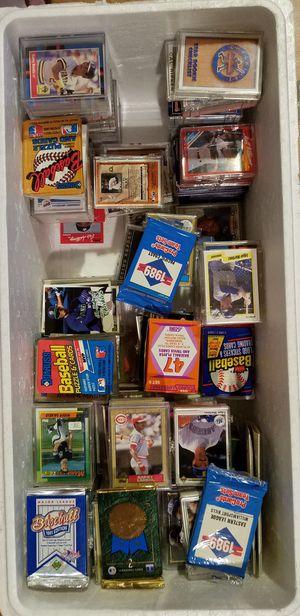 baseball cards for Sale in Everett, WA