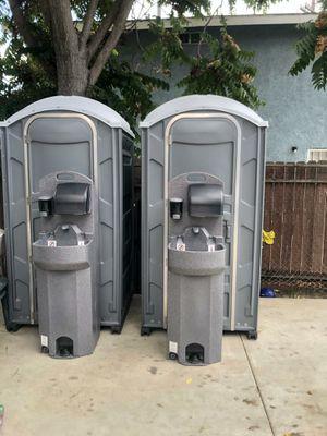 Porta Potty for Sale in Lynwood, CA