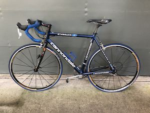 Custom Cannondale road bike for Sale in Kent, WA