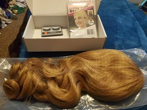 NEW. Beautiful Dark Blonde Lace Front Wig. Density 150% for Sale in Denver, CO