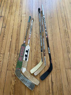 Hockey sticks- youth, adult, goalie for Sale in Washington, DC