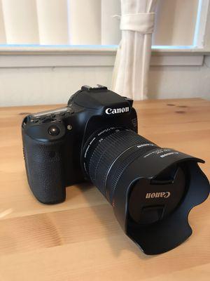 Canon EOS 70D digital camera for Sale in Sacramento, CA
