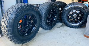 Rims & Mud tires for Sale in San Diego, CA
