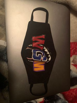 Bape mask for Sale in Aurora, CO
