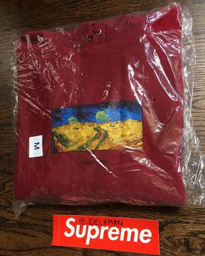 Supreme Field Hooded Sweatshirt (Van Gogh) for Sale in Carson, CA