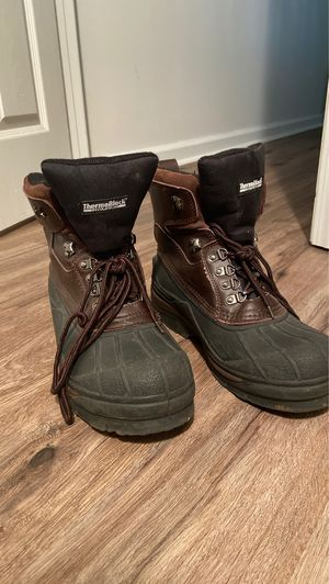 Insulated work boots for Sale in Dallas, GA