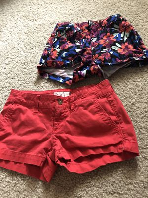 Womens so brand shorts size 0 for Sale in Queen Creek, AZ