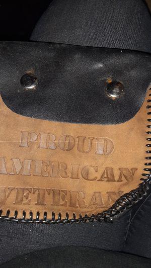 Leather veteran leather case for Sale in Phoenix, AZ