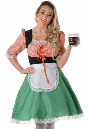 Germany maid costume size S for Sale in Coral Gables, FL