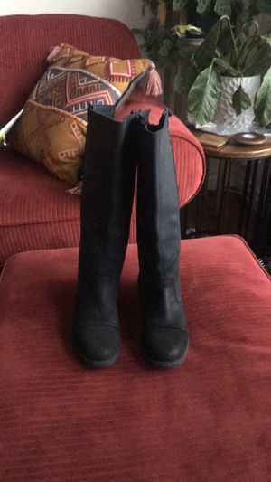 Sorel Emelie tall boots -7 for Sale in Washington, DC