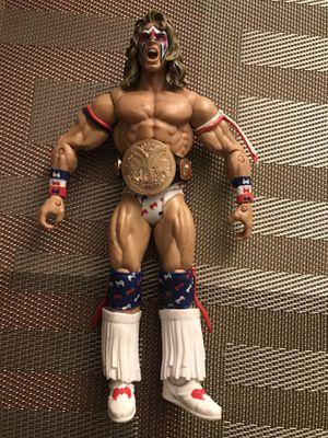 Ultimate Warrior Action Figure for Sale in Winton, CA