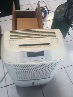High Efficiency 50-Pint Dehumidifier for Sale in Montclair, CA