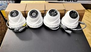 4 x Security Cameras-Se Habla Espanol for Sale in Fort Worth, TX