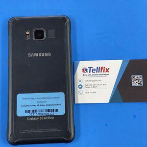 Samsung Galaxy S8 Active 64GB unlocked ☑️☑️warranty 🔥🔥 for Sale in Tampa, FL