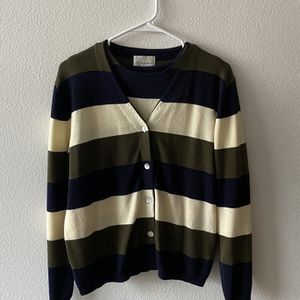 Christopher & Banks Vintage Two Piece Sweater for Sale in Corvallis, OR