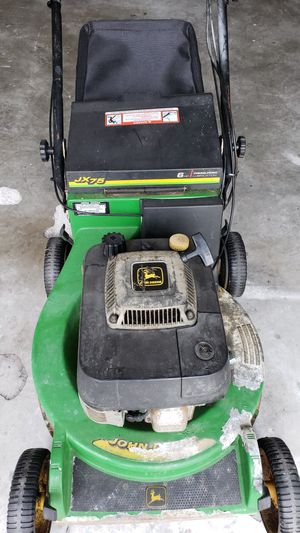 John Deere JX75 6hp Lawn mower for Sale in Miramar, FL