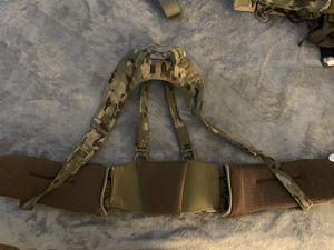 Tactical Tailor Fight Light Battle Belt w/ Harness for Sale in Wasilla, AK